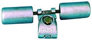 Гаситель вибрации ГПГ-3,2-13-450/16
