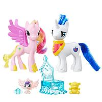 "My Little Pony""Пони-модницы: Парочки""-Princess Cadence & Shining Armor"