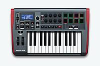 USB Midi клавиатура Novation Impulse 25