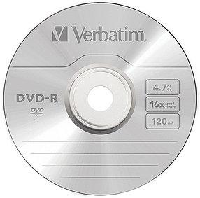 DVD-R 4.7GB Verbatim, фото 2