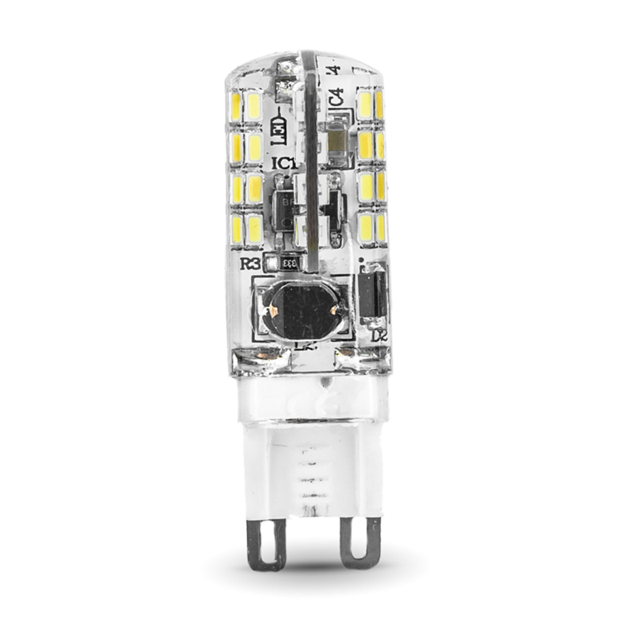 Лампа Gauss LED G9 AC 185-265V 3W 4100K
