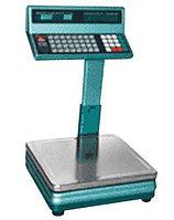 Весы электронные торговые ВР 4149-13 до 15 кг.