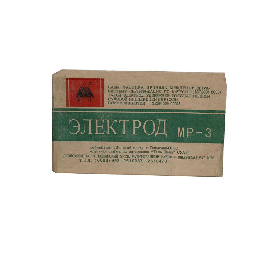 Электроды сварочные КНР МР3  Ø 4 мм 5 кг