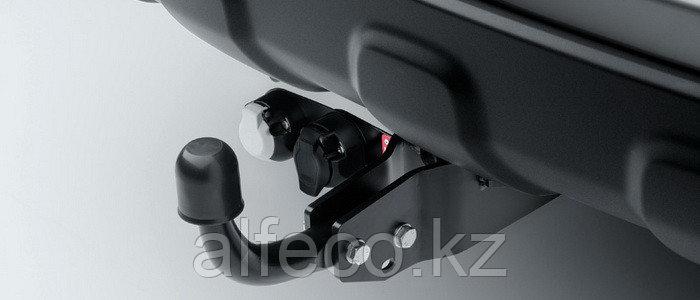 Фаркоп для Toyota Highlander 2010-2014 (Лидер-Плюс)