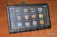 GPS-навигатор HF-701, 7 дюймов, ОЗУ 128 Мб, память 8 Гб, карты, фото 1