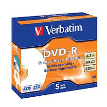 DVD-R  4.7GB Archival Verbatim