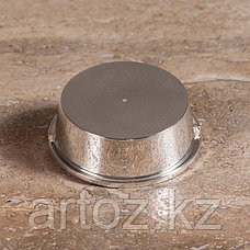 Пепельница, малая  Small Ashtray In Silver, фото 3