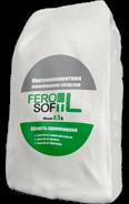 Фильтрующий ионообменный материал, умягчение и обезжелезивание FeroSoft-L (8,33л, 6,7кг)