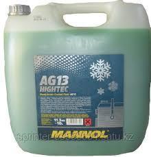 MANNOL Antifreeze AG13 -40 10 литров