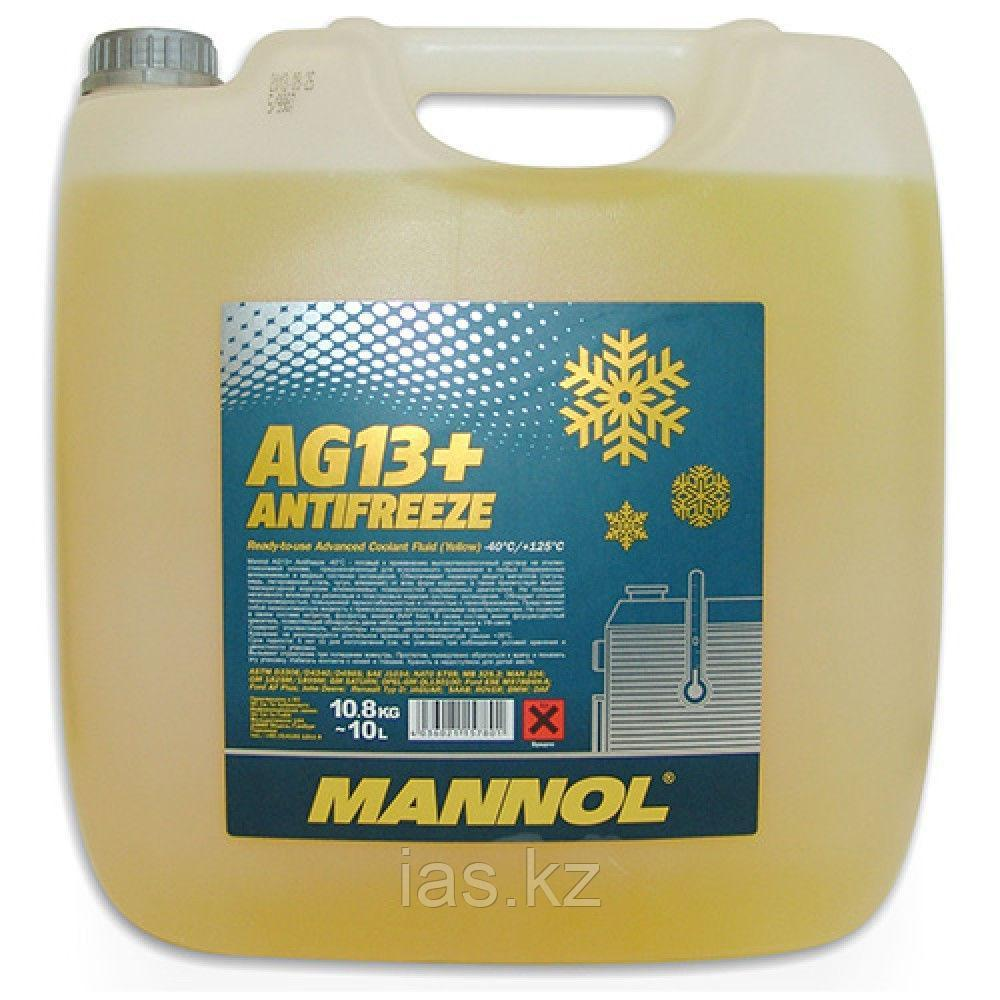 MANNOL Antifreeze AG13+  10 литров