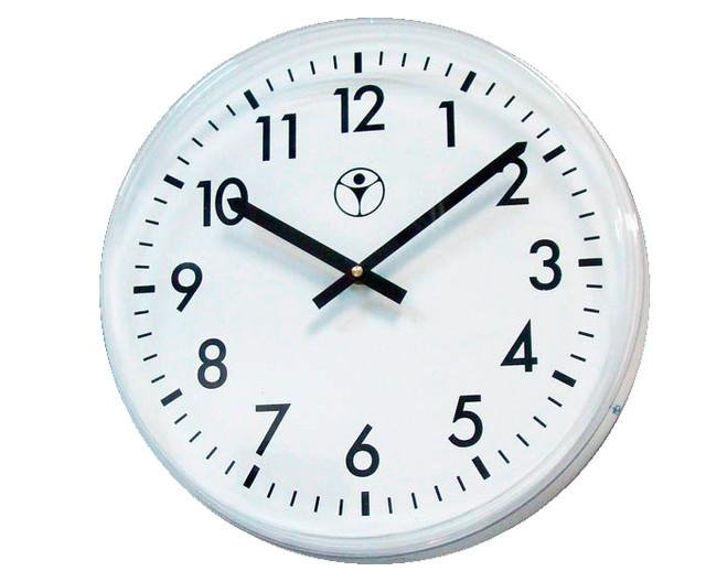 Вторичные часы стрелочные