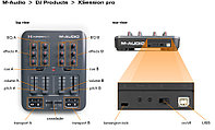 USB Контроллер M-Audio X-session Pro