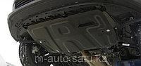 Защита картера двигателя и кпп на Land Rover Discovery 3/Лэнд Ровер Дискавери 3