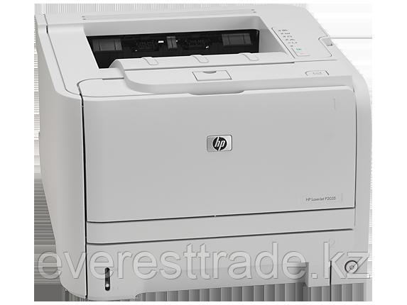 Принтер HP LaserJet P2035 (CE461A), лазерный, ч/б, A4, фото 2