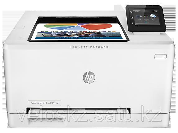Принтер HP Color LaserJet Pro M252dw (B4A22A), лазерный, цветной, A4, фото 2