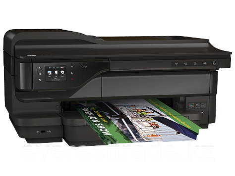 МФУ формата А3+ HP OfficeJet 7612 e-All-in-One (G1X85A), цветной, A3, фото 2