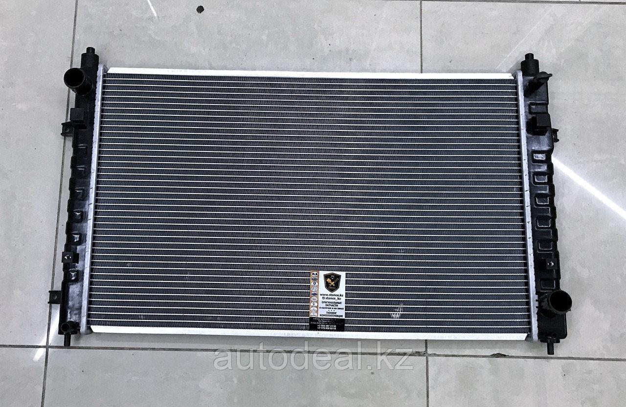 Радиатор кондиционера Geely X7