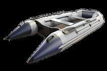Лодка надувная пвх под мотор Пилигрим-340, фото 2