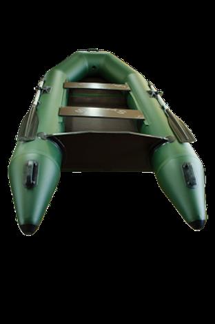 Лодка надувнаяпвх под мотор Гелиос-31М , фото 2