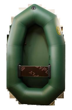 Надувная гребная лодка пвх Гелиос-19 , фото 2