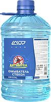 Омыватель стекол Антимуха кристалл LAVR Insect Cleaner Crystal, 5л