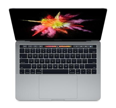 MacBook Pro 13 256Gb Touch Bar Mid 2017 Space Gray , фото 2