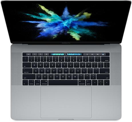 MacBook Pro 15 256Gb Touch Bar Mid 2017 Space Gray , фото 2