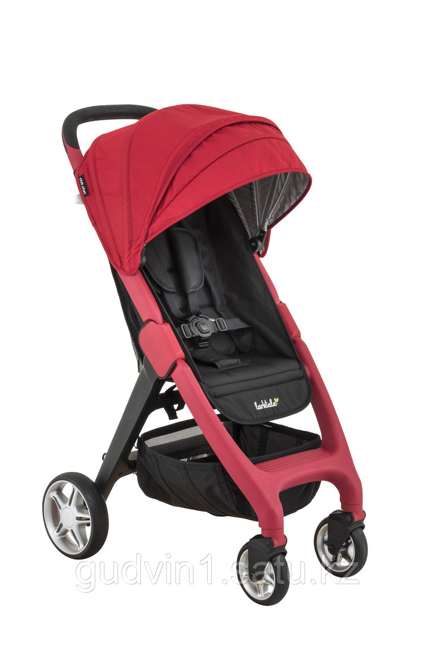 Коляска Larktale Chit Chat Stroller Barossa Red 9349329000041