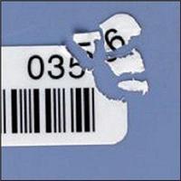 Саморазрушающаеся гарантийная этикетка (скорлупа), фото 1