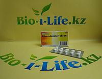 Таблетки от паразитов - Albendazole Tablets 10 таблеток по 0,2 g, фото 1
