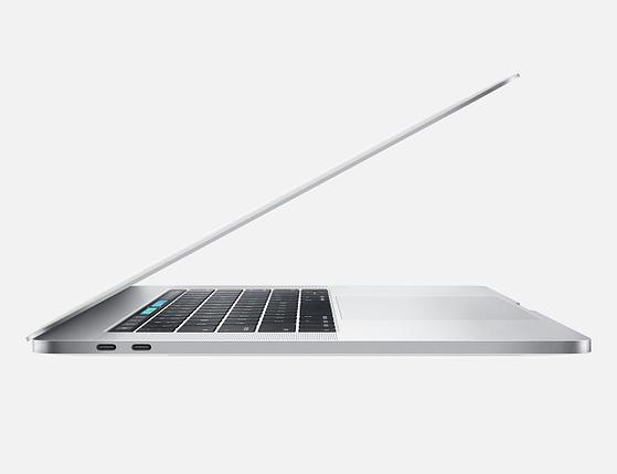 MacBook Pro 15 256Gb Touch Bar Mid 2017 Silver, фото 2
