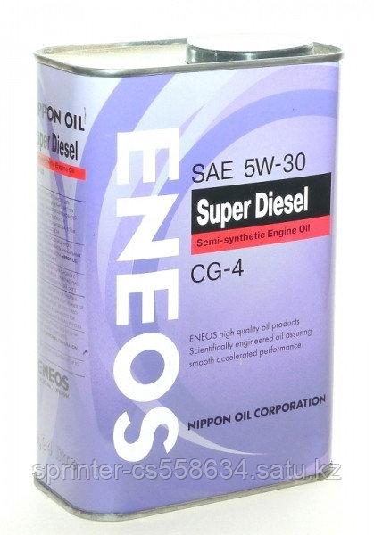 Моторное масло ENEOS SUPER DIESEL 5w30 1 литр