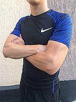 Рашгард с коротким рукавом Nike, фото 1