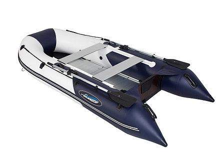 Моторная лодка ПВХ GLADIATOR B 300 AL с алюминиевым полом, фото 2