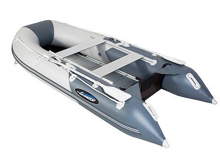 Моторная лодка ПВХ GLADIATOR B 330 AL с алюминиевым полом, фото 2
