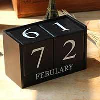 Календарь «Куб», фото 1