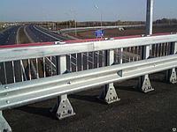 Мостовое ограждение 11МД-2,5-300 кДж У4, фото 1