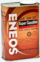 Моторное масло ENEOS SUPER GASOLINE 5w30 1 литр