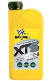 Моторное масло BARDAHL XTS 5w30 1 литр