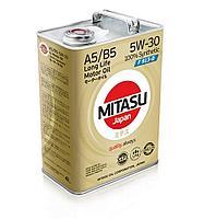 Моторное масло MITASU MOLY-TRIMER 5w30 4 литра
