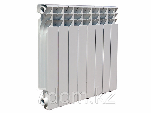 UNO-TARIO 350/80 Алюминиевый радиатор , фото 2