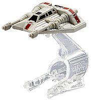 "Hot Wheels  ""Звездные войны"" REBEL SNOWSPEEDER"