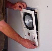 Установка аудио и видео техники