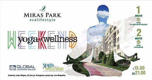 Yoga&Wellness WEEKEND
