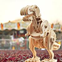 Динозавр T-REX, робот-конструктор, фото 1