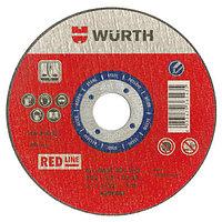 Отрезной диск BR22,2-D230Х2,5MM RED сталь
