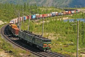 Железнодорожние перевозки 1