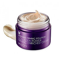 Mizon collagen power firming enriched cream Крем для лица с коллагеном 50 мл.
