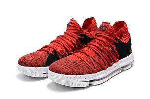 Баскетбольные кроссовки  Nike KD X (10) from Kevin Durant красные , фото 2