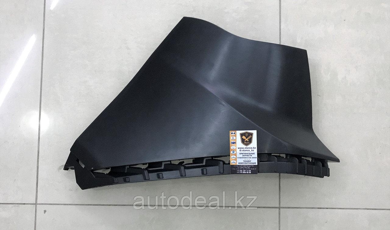 Угловая панель заднего бампера JAC S3